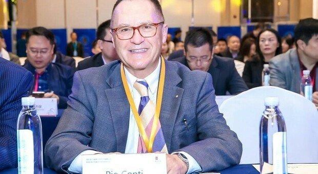 Professor Pio Conti